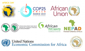 25th United Nations Climate Change conference (COP 25): 'Africa's future depends on solidarity' Leaders and development partners rally around climate change goals