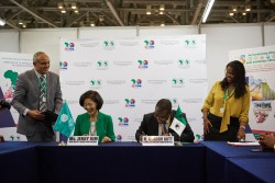 (2) The African Development Bank and the Global Green Growth Institute partner to fast-track Green G