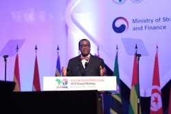 (3) Korea ready to share its technological and industrial revolution experience with Africa, says Pr