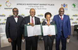 7 Africa Investment Forum endorsed as a game changer for financing Africa's infrastructure developme