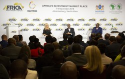 8 Africa Investment Forum endorsed as a game changer for financing Africa's infrastructure developme