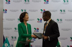 (4) The African Development Bank and the Global Green Growth Institute partner to fast-track Green G
