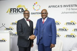 Africa Investment Forum endorsed as a game changer for financing Africa's infrastructure development